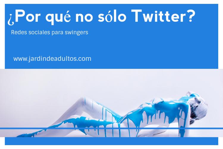 Redes sociales para swingers