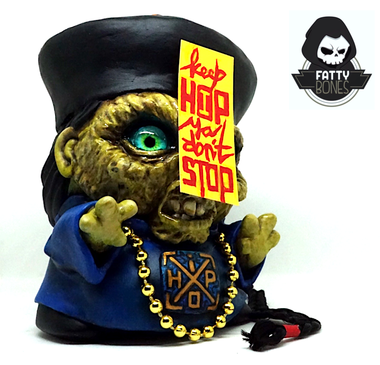 02d008e8b76 Chinese HIPHOP Vampire Custom by Silvia Tampi