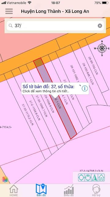 Giá hời Đầu tư 10m đường Giải phóng, dẫn vào sân bay Long Thành