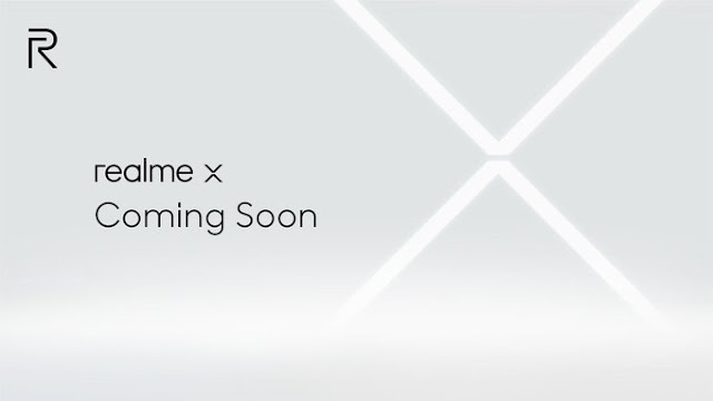 Realme X teased in India, India launch imminent