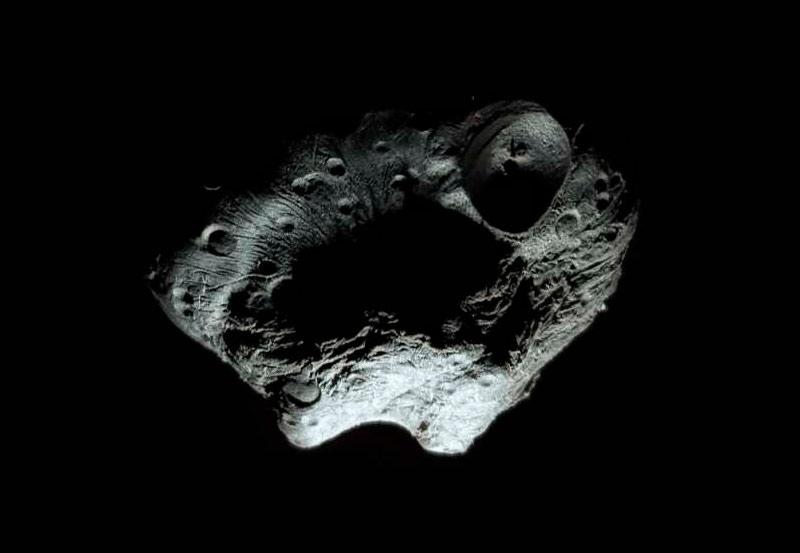 O maior asteróide de 2021