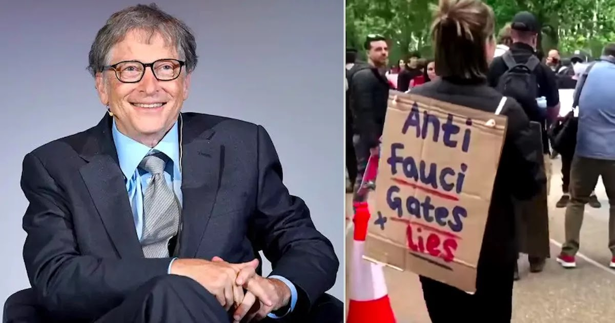 Bill Gates Speaks Out Against Unfounded Conspiracy Theories Circulating About Him Online