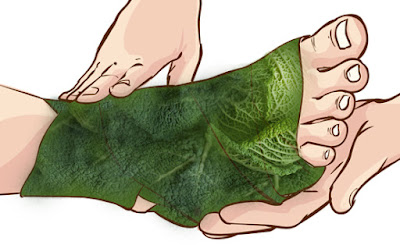 fasceita plantară