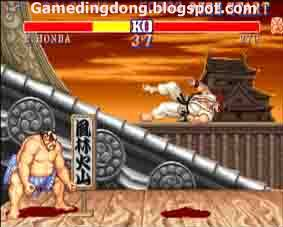 Street Figter 2 - Game Dingdong