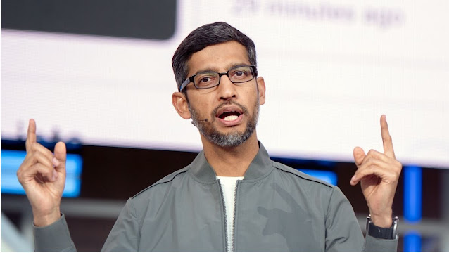 Pichai sends emails to employees amid increasing anti-Asian hate crimesPichai sends emails to employees amid increasing anti-Asian hate crimes