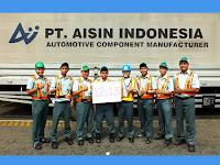 Lowongan Kerja Astra Group Staff IT PT AISIN INDONESIA AUTOMOTIVE
