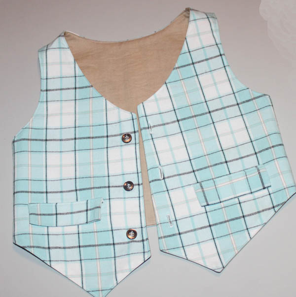 Diy Paper Crafts Paper Bag Vest Craft