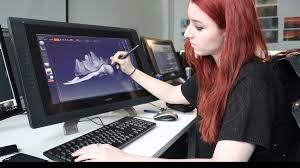 bilgisayar destekli tasarım ve animasyon ne iş yapar