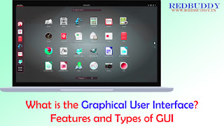 What is the Graphical User Interface? Features and Types of GUI