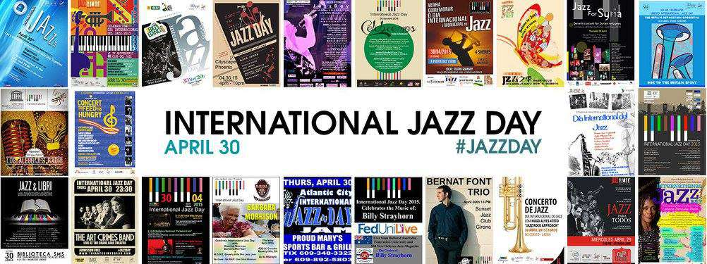 International Jazz Day Wishes
