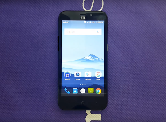 ZTE Avid Trio budget smartphone is out
