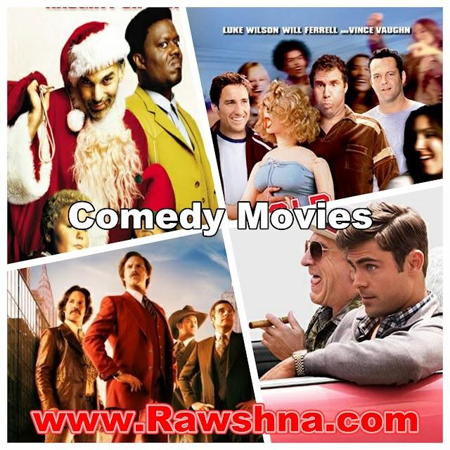 افضل افلام كوميدي اجنبية على الإطلاق