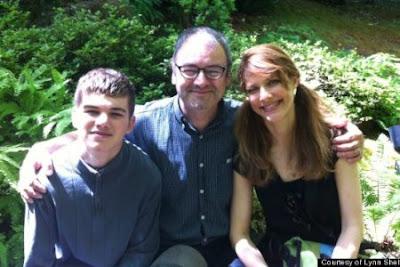 image result for lynn shelton husband and son