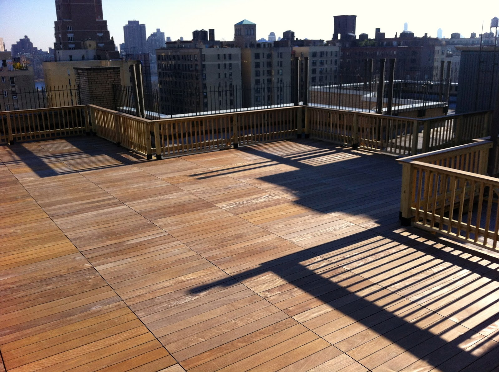 Decking Panels All Decked Out Nyc Deck Construction