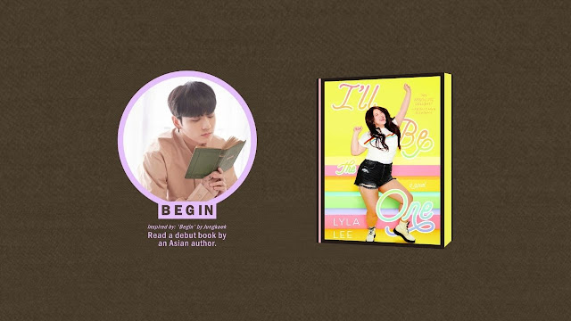 Jeon Jung Kook BEGIN Prompt - Read a debut book by an Asian author.