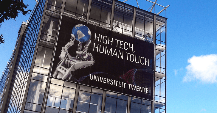 University of Twente - High Tech, Human Touch