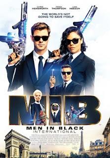 fi Hollywood Terbaru Produksi Columbia Pictures Review Men in Black: International 2019 Bioskop