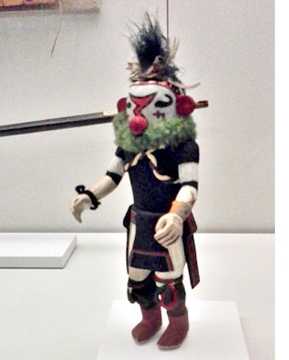 Kachina en el Museo de América © Jes Jiménez