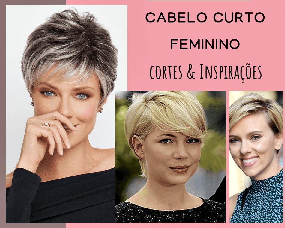 Cabelo curto feminino: dezenas de cortes e inspirações