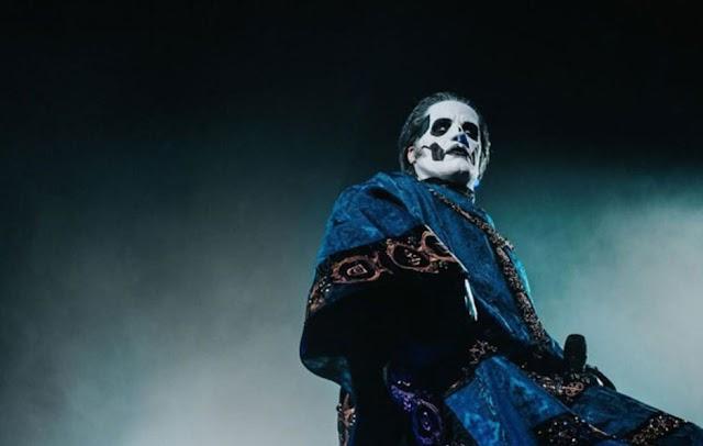 """Ghost apresentam vídeo para """"Life Eternal"""" com imagens do seu último concerto"""