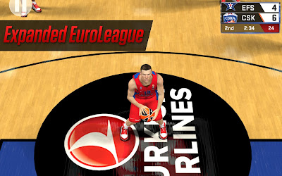 NBA 2K17 MOD APK latest