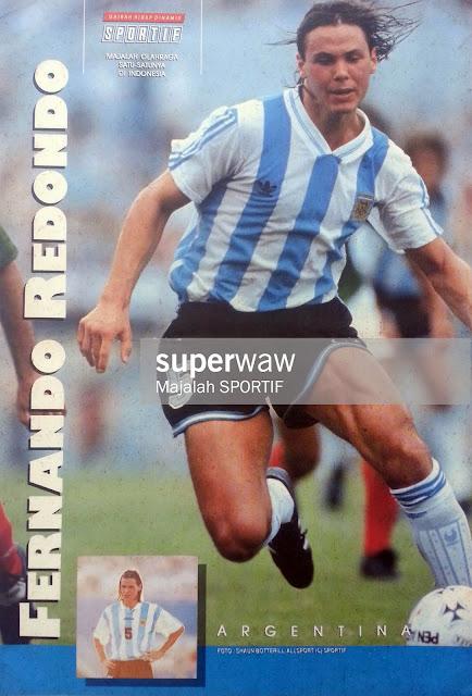 FERNANDO REDONDO ARGENTINA 1993