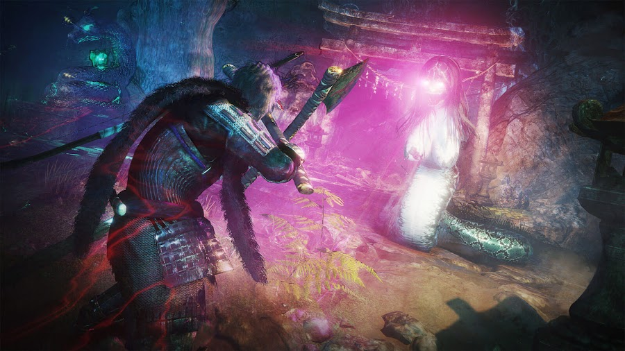 nioh 2 screenshots 2 ps4 team ninja koei tecmo games sony interactive entertainment