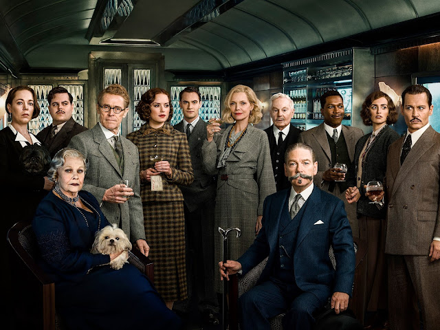 WATCH: All Aboard in the Latest MURDER ON THE ORIENT EXPRESS Trailer