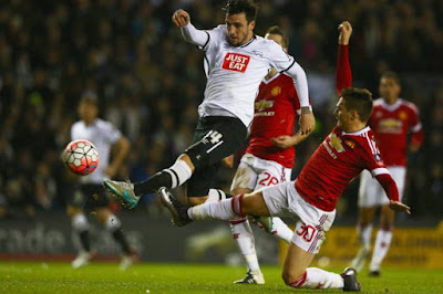 Manchester United vs Derby County live stream info