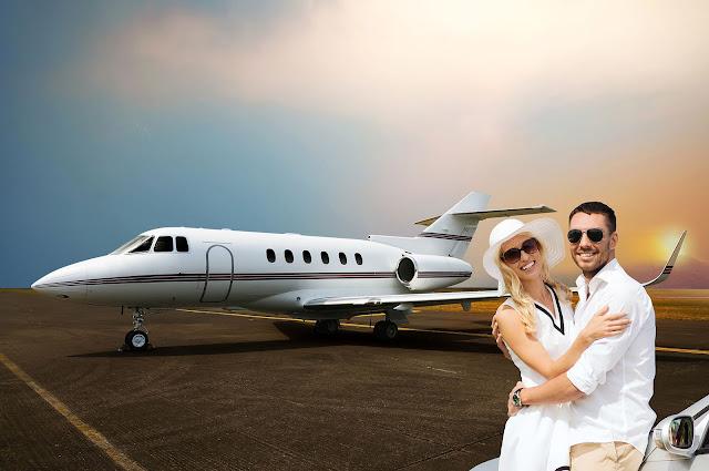 Private jet provides Privacy