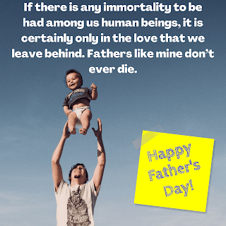 quotes on fathers day