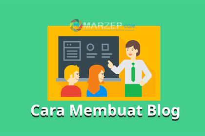 Cara Membuat Blog Gratis Lengkap Sampai Menghasilkan Uang