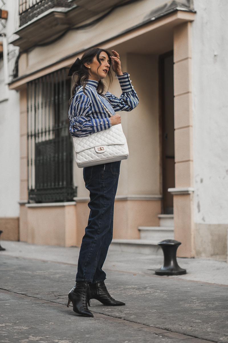jeans baggy zara