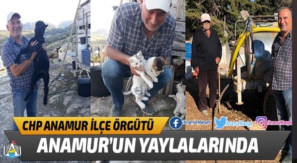 Anamur Haber, CHP ANAMUR, Durmuş Deniz, Anamur Son Dakika,