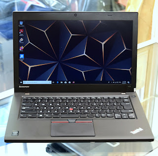Jual Laptop Lenovo ThinkPad T450 Core i5 ( Gen.5 )