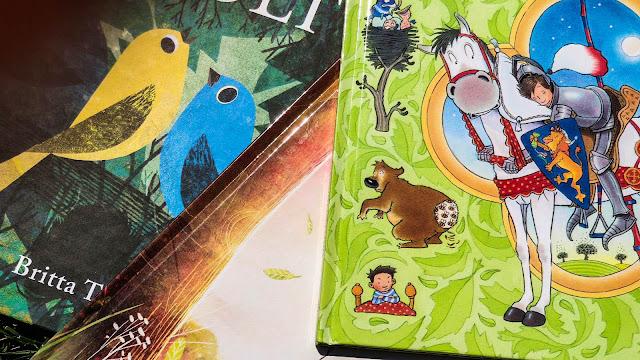 Mądre i zabawne picturebooki na wakacje - cztery nowości Amberka