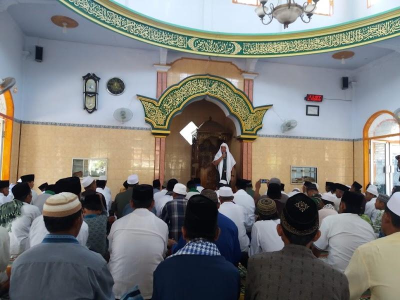 Safari Jumat Kodim 0819/Pasuruan Di Masjid Al Hidayah Desa Sanganom