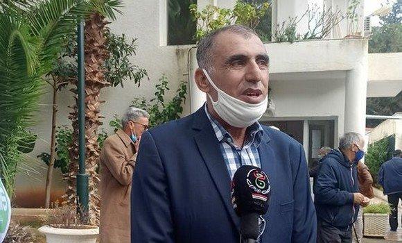 فريد بوقايس رئيسا جديدا للإتحادية الجزائرية للألعاب القوى