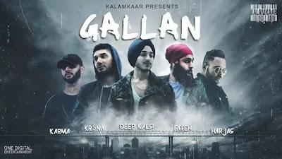 Gallan Lyrics