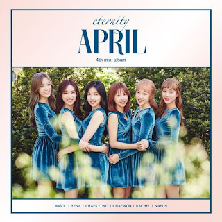 Lirik Lagu APRIL - Take My Hand Lyrics