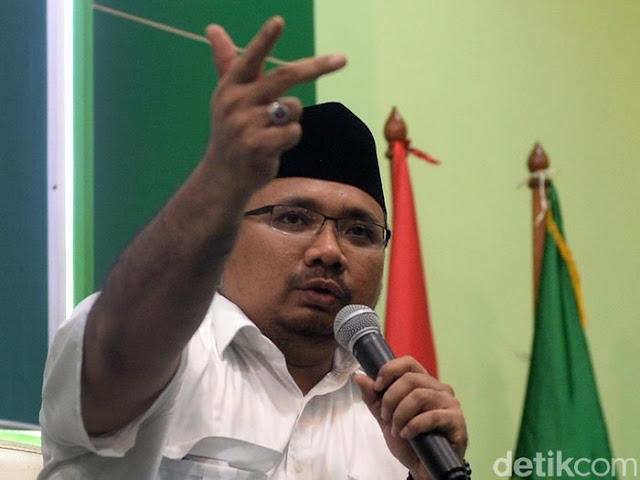 Rocky Gerung Salah Sebut Nama Ma'ruf Amin, GP Ansor: Pelecehan!