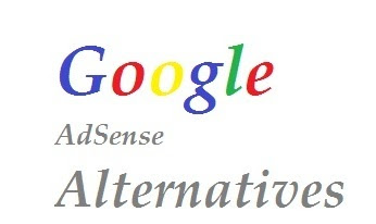 Adsense Alternatives