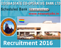 odisha+cooperative+bank+ltd+recruitment-2016