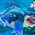 تحميل لعبة Hungry Shark World v3.6.0 Apk Mod القرش جائع مهكرة (نقود) اخر اصدار من ميديا فاير