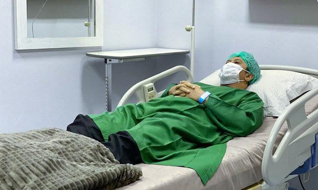 Kabar Terbaru Ustadz Yusuf Mansur, Sekarang Pakai Popok untuk BAB, Badan Dipasangi Alat Bantu