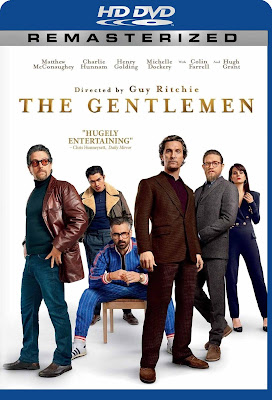 The Gentlemen [2020] [DVDBD R1] [Latino] [Remasterizado]