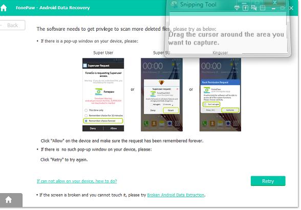 Cara Mudah Memulihkan File yang dihapus dari Android 5