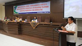 Payakumbuh: Pemko Sosialisasikan UU Nomor 30 Tahun 2014