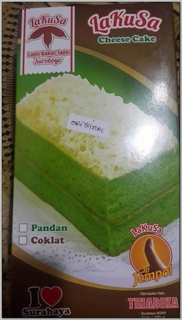 """Kuliner Nusantara Kue – Legitnya """"Lakusa"""" Cheese Cake"""