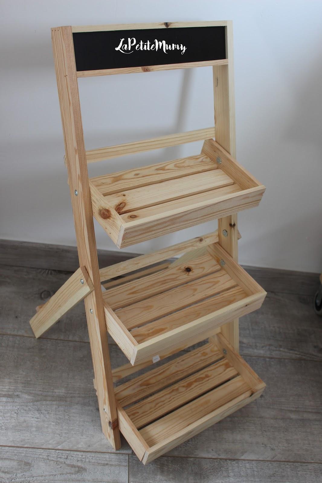 DIY Customiser une étagère en bois de chez Action - La ...